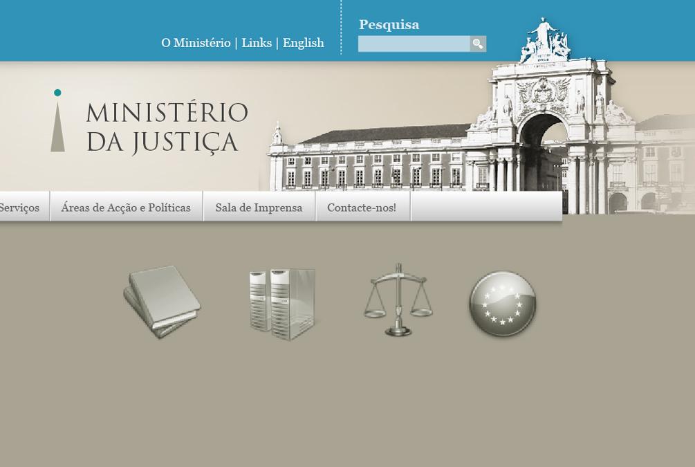 Ministério da Justiça - Brandimage