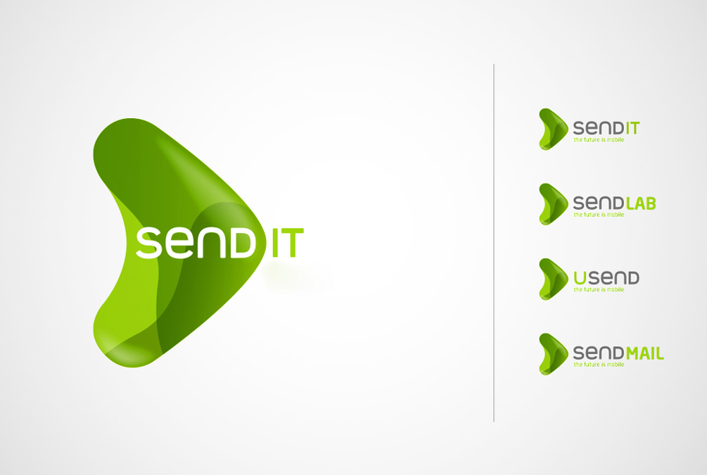 Sendit - Brandimage