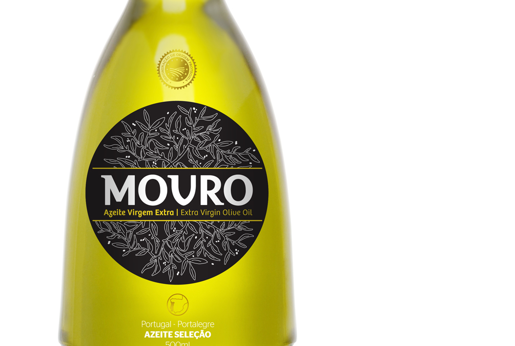 Azeite Movro - Brandimage