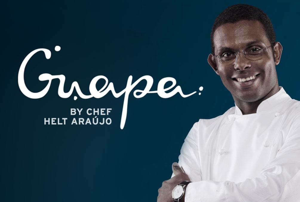 Guapa Catering - Brandimage